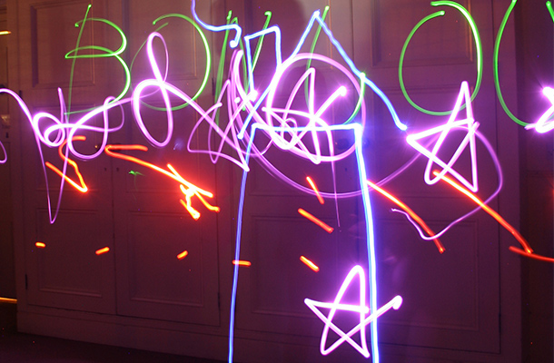 Light Painting Art Photography Capturing Movement Nulty