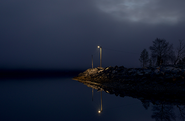 Todd Hido Photography Nighttime Artificial Light