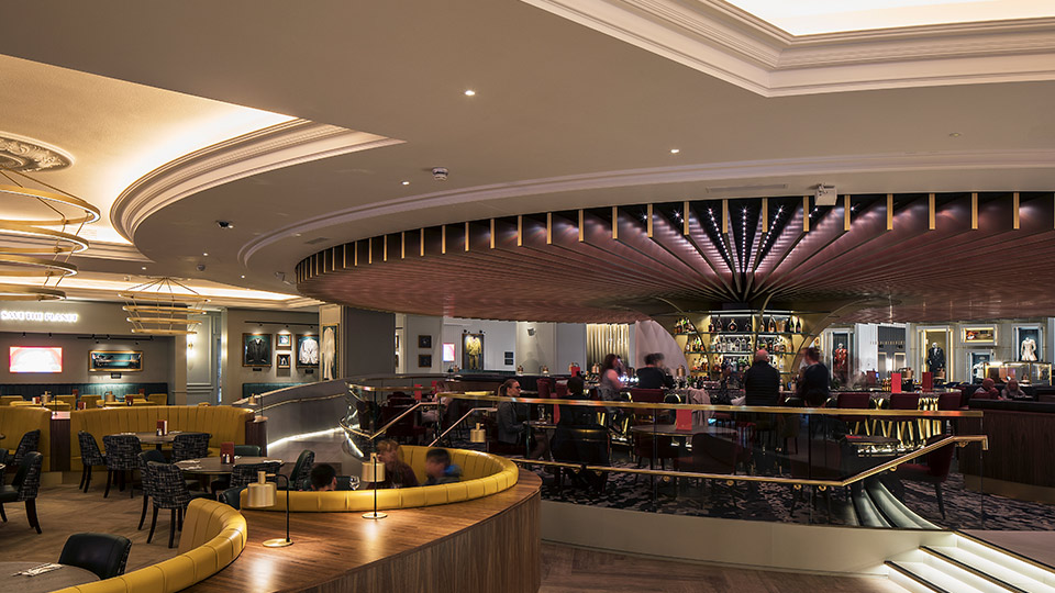 Hard Rock Hotel London Nulty Lighting Design Consultants