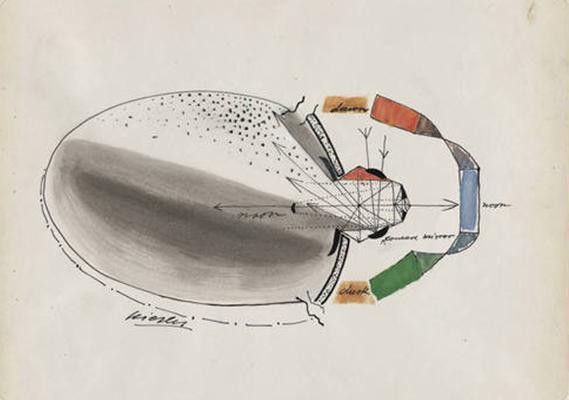 Frederick Kiesler Endless House Project Studies For Lighting