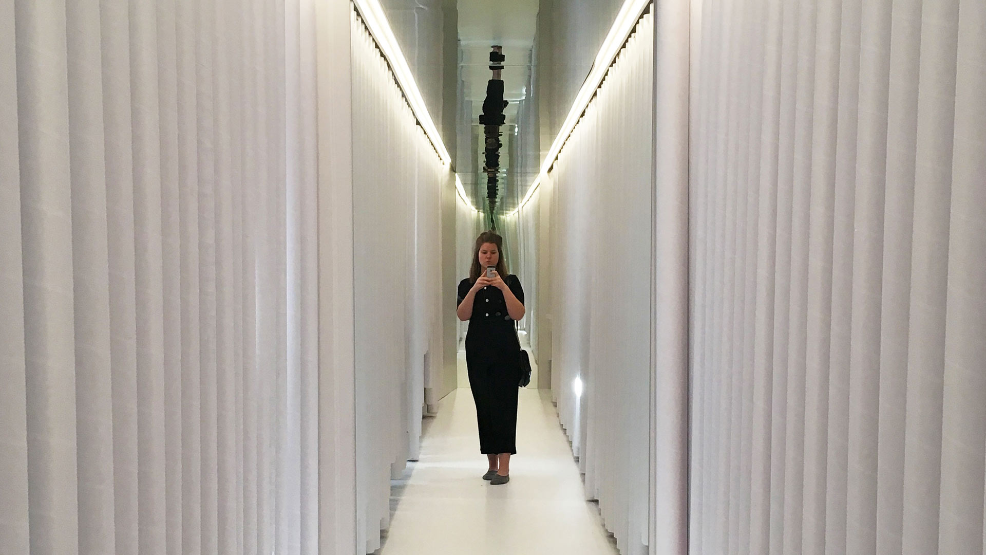 Sarah Crooks Take The Plunge Installation London Design Festival 2019 Oxo Tower Consultants Nulty