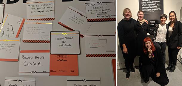 Women In Lighting PLDC 2019 Rotterdam Lighting Designers Nulty