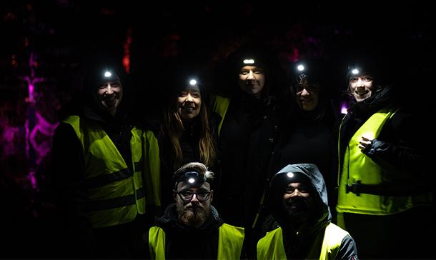 Lights in Alingsås The Pond Köllera Project Team