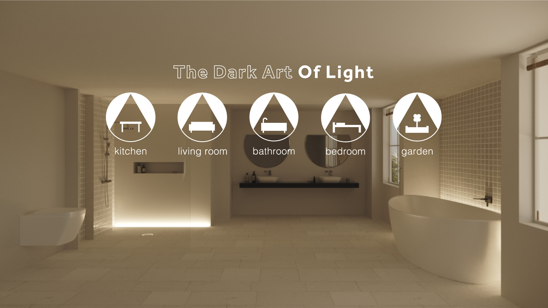 How To Light Your Home Masterclass Series Bathroom Scene Lighting Designers Nulty