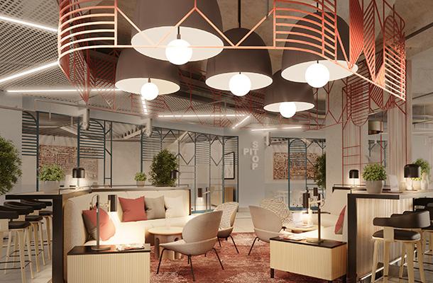 Rove EXPO Hotel Dubai Lighting Consultants Nulty