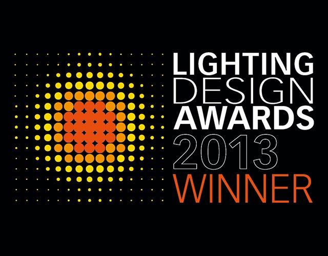 Lighting Design Awards 2013