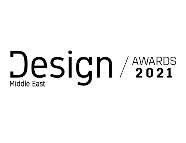 Design Middle East Awards 2021